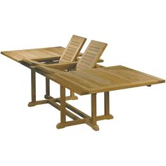 Barlow Tyrie Arundel Teak Extending Table ($5,089) ❤ liked on Polyvore featuring home, furniture, tables, accent tables, light brown, expandable table, extendable table, extension table, teak wood table and butterfly leaf table