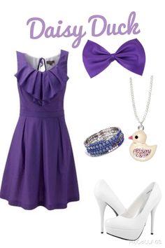 Disney Outfits, Daisy, Formal Dresses, Fashion, Moda, Formal Gowns, La Mode, Disney Fashion, Daisies