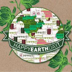 Happy #EarthDay! We're celebrating by spritzing on our eco-friendly #fragrance, revert