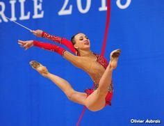 Anna Rizatdinova (Ukraine) #World Cup 2013 #Pesaro...