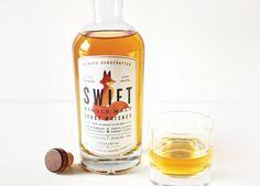 SWIFT | The Dieline