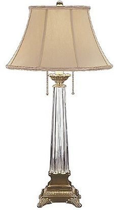 Waterford Crystal 32-Inch Carina Lamp