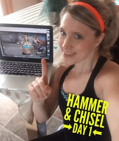 The Masters Hammer and Chisel, Hammer and Chisel, Hammer and Chisel Equipment, Hammer and Chisel Nutrition plan, Hammer and Chisel meal plan, 21 Day Fix meal plan, Hammer and Chisel Workouts With optimal health often comes clarity of thought. Click now to visit my blog for your free fitness solutions!