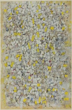 Mark Tobey. #art #abstract #expressionism