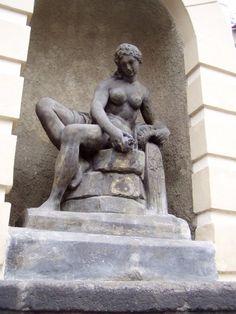 Kašna Terezka Buddha, Statue, Art, Art Background, Kunst, Performing Arts, Sculptures, Sculpture, Art Education Resources