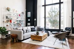 After years of small-space living in San Francisco, designer duo— and recent newlyweds who sharedtheir celebrationin Alabama, where they hail from —SavannahandSeanMetcalf were itching for more space. 'As you may or may not know,' Savannah begins, 'it's hard to find breathing room in the city.' Just as the couple's shared passion for art and design broughtthemtogether, it's also exactly what drew them to sign on this loft space in Oakland, CA — which happen...