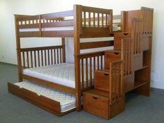 Joyful Bunk Bed Stairs Building