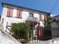 Spacious old traditional stone house in the center of Argalasti village