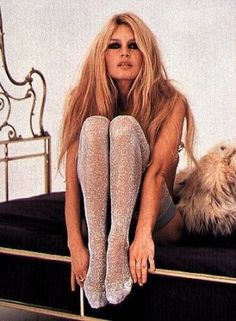 bridget bardot...I want her hair color