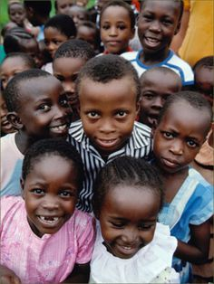 visit a 3rd world country to play with the kids. Not only play with them but help them learn about Christ