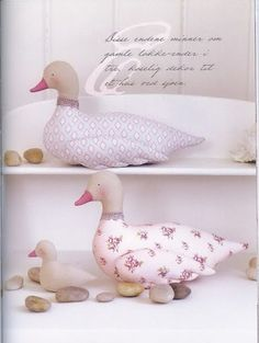 duck, hen, bird patterns to sewing soft toys | make handmade, handmade