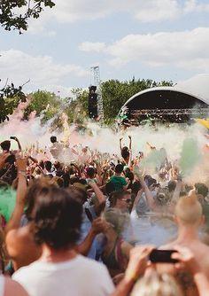 Secret Garden Party Festival (attended 2014) one of the best music festivals I've been to.