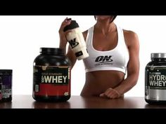 Raging Fitness Geek - Optimum Nutrition - Gold Standard 100% Whey Protein (official)