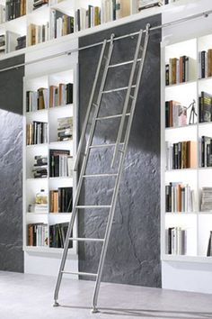 MWE Klassik Sliding Ladder CALL US To Discuss Your Project 1 866