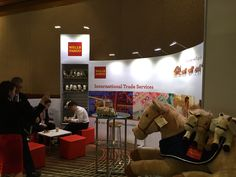 With a trade show exhibit this great, wild horses couldn't keep your potential clients away! Check out the great conversation area inside this Wells Fargo exhibit. Mark Bric's ISOframe Wave products sure did a great job providing the perfect functional display for Wells Fargo's show activities. Here's to the stampede of future business an exhibit like this one will bring! Check out your options for ISOframe wave products here: www.isoframeexhibits.com  #exhibit #display #tradeshow #isoframe