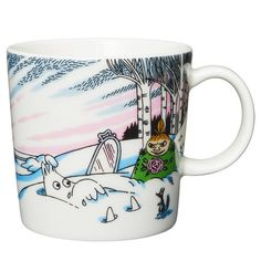 Arabia Moomin mug 0,3 l, Spring Winter