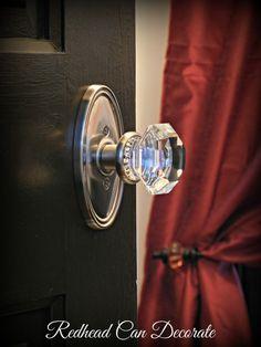 Pretty Glass Door Knob from Build.com