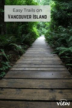 Family-friendly trails in the Oceanside area of Vancouver Island that are also perfect for stroller and/or wheel accessible. Canadian Travel, Maui Vacation, Western Canada, Us Road Trip, Vancouver Island, Vancouver Travel, Big Island Hawaii, British Columbia, Columbia Travel