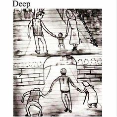 What are some amazing drawings with a deep meaning? Easy Drawings For Kids, Amazing Drawings, Pencil Drawings, Art Drawings, Drawing Eyes, Thing 1, Deep Meaning, Simple Doodles, Drawing Techniques