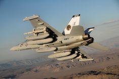 EA - 18G Growler