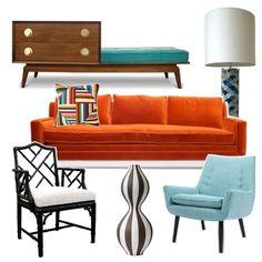 Modern living room, Sagreenstein