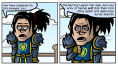 One Does Not Simply Prepare for World of Warcraft: Legion http://snip.ly/j171g