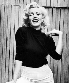 Marilyn Monroe 1953 photographed by Alfred Eisenstaedt
