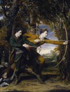 Archery. Joshua Reynolds  Discover the coolest shows in New York at www.artexperience...