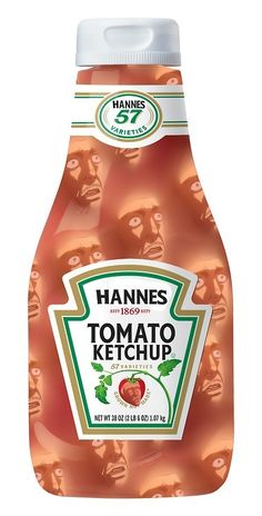 That day, mankind recieved a grimm reminder. We all lived in fear of the Hannes Ketchup.
