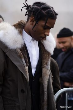 Trends, inspired by high fashion, Lord Pretty Flacko, Beautiful Men, Beautiful People, Style Masculin, A$ap Rocky, Skate Wear, Fashion Week 2015, Lookbook, Dreadlocks