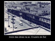 <ul><li>In ício das obras na av. Cruzeiro do Sul </li></ul>
