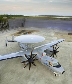 Grumman Martin E-2D Advanced Hawkeye roll out.