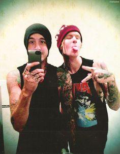 Austin Carlile & Alan Ashby. Oh my. <3