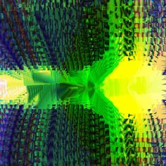 123-Tris(nitooxy)propane #glitch #glitchart #art