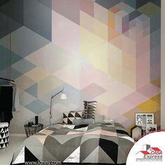 Implementa en tu recamara una decoración coordinada en toda su decoración, esto creara un ambiente equilibrado y amigable.