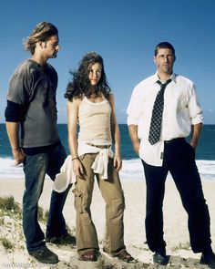 Lost. One of the best tv shows ever-- just take a minute to stare at Matthew fox. Oh my word. :)