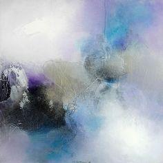 Eelco Maan, Skydance, 60 x60 cm, available at galerie Spolnik, La Varenne Saint Hilaire I France / www.galerie-spoln...