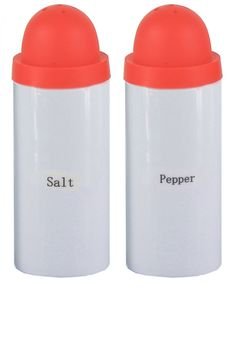 Porcelain Salt and Pepper
