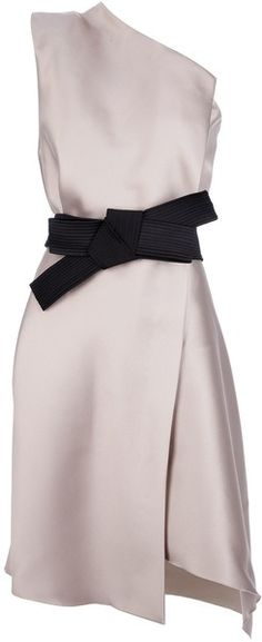 Lanvin. So much love and lust for this. Omg. Class to the max. Gorgeous cocktail dress