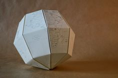 DIY: Papirglobus // MTOTFLS