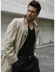 Lee Pappas (2008) #LeePappas #malemodel #model