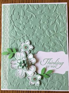 spring flowers embossing folder, flower shop, petite flowers,