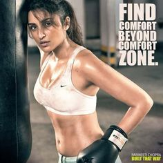 Gym Tips: #ParineetiChopra Inspire You How to Look #Sexy !
