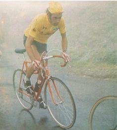 roadworksbicyclerepairs:  Luis Ocana, Tour '73