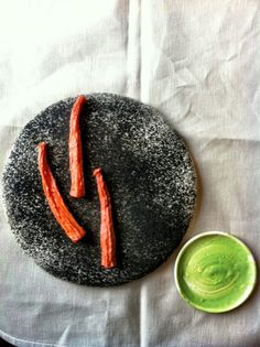 Check out these wonderful creations from Rene Redzepi of Noma - Best Restaurant in the World!