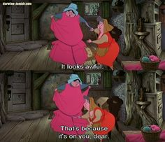 And this is why I love Sleeping Beauty...