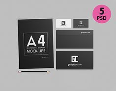 "Check out new work on my @Behance portfolio: ""Stationery Mockups"" http://be.net/gallery/41334085/Stationery-Mockups"