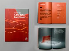 Ibec, Ireland : A Model of Substance Exhibition, Brochure - 100 Archive