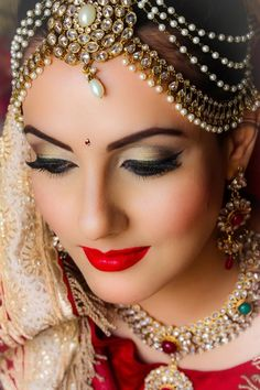 Browse Red Indian Wedding Ideas & Themes