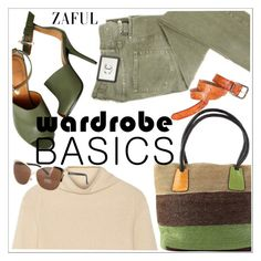 """""""Zaful"""" by teoecar ❤ liked on Polyvore featuring Just Cavalli, Givenchy, The Row and zaful"""